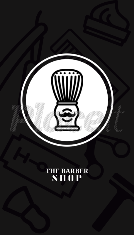 Placeit barber shop business card maker barber shop business card maker 110a foreground image colourmoves