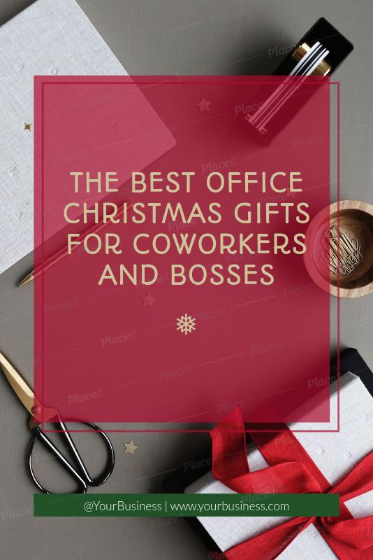 Pinterest Pin Maker for the Best Office Christmas Gift Ideas 627g 1836