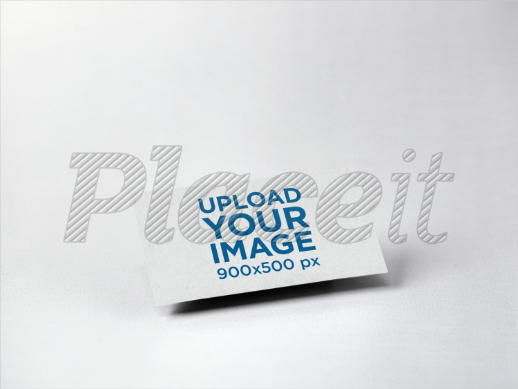 Placeit business card template floating on a transparent background business card template floating on a transparent background a15084foreground image colourmoves