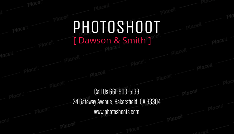 Placeit photographer business card maker photographer business card maker 77d foreground image reheart Images