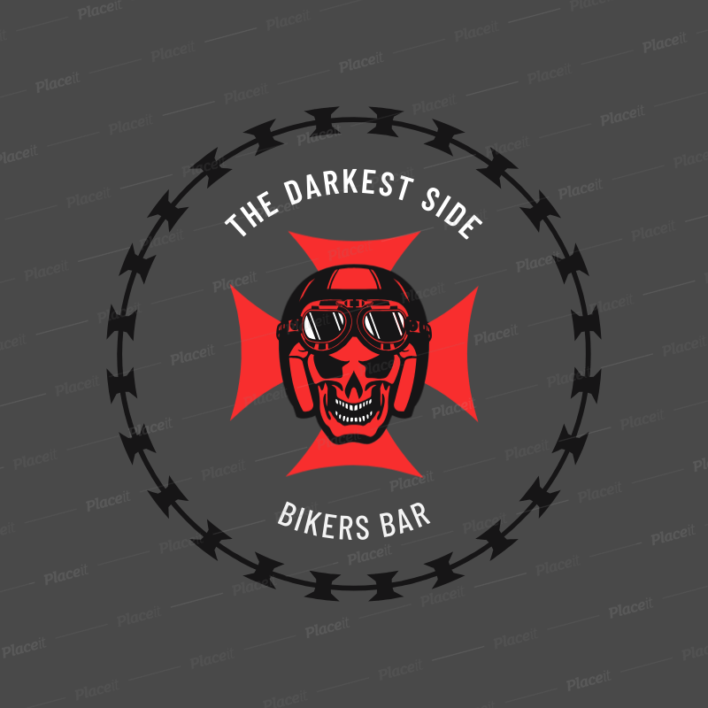 Skull Logo Maker