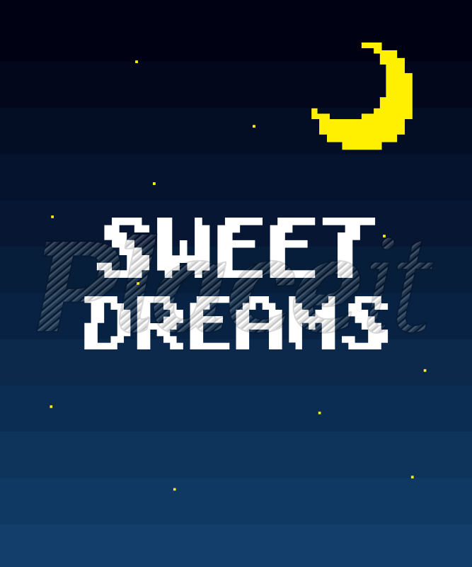 placeit moon t shirt design template with 8 bit graphics