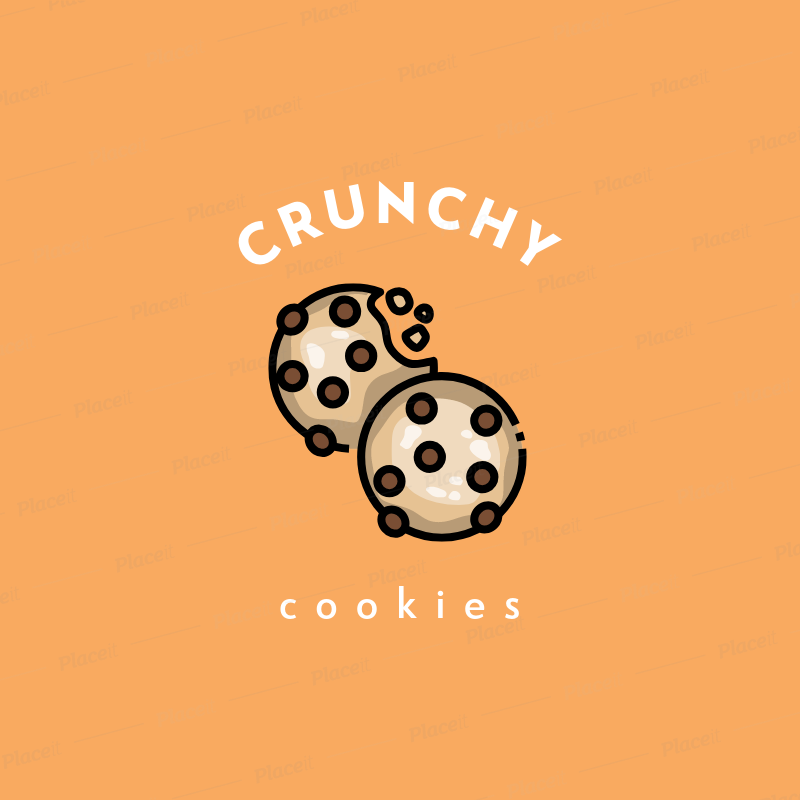 placeit logo creator for a cookie store placeit logo creator for a cookie store