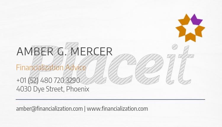 Placeit finance advice business card maker finance advice business card maker 511cforeground image colourmoves