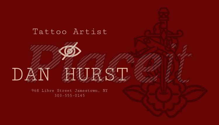 Placeit custom business card template for top tattoo artists custom business card template for top tattoo artists 95cforeground image fbccfo Images