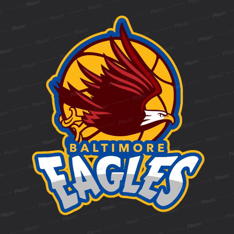 placeit basketball logo maker