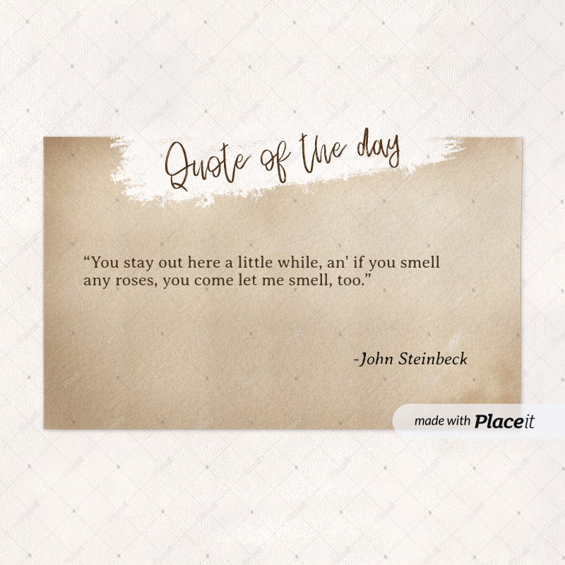 Placeit Instagram Post Maker With Quote On Vintage Paper Delectable Quotes Maker