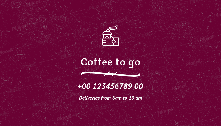 Placeit coffee roaster business card generator coffee roaster business card generator 570eforeground image reheart Image collections