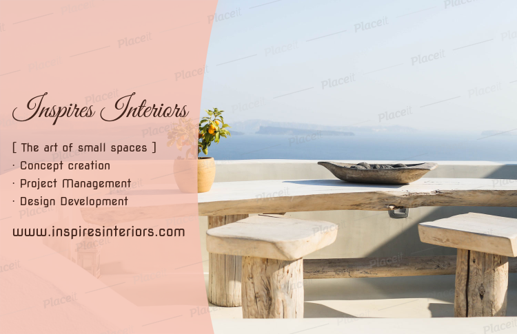 online flyer maker for interior designers 302cforeground image