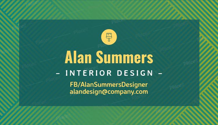 Placeit minimalistic business card template for interior designers minimalistic business card template for interior designers 243aforeground image colourmoves