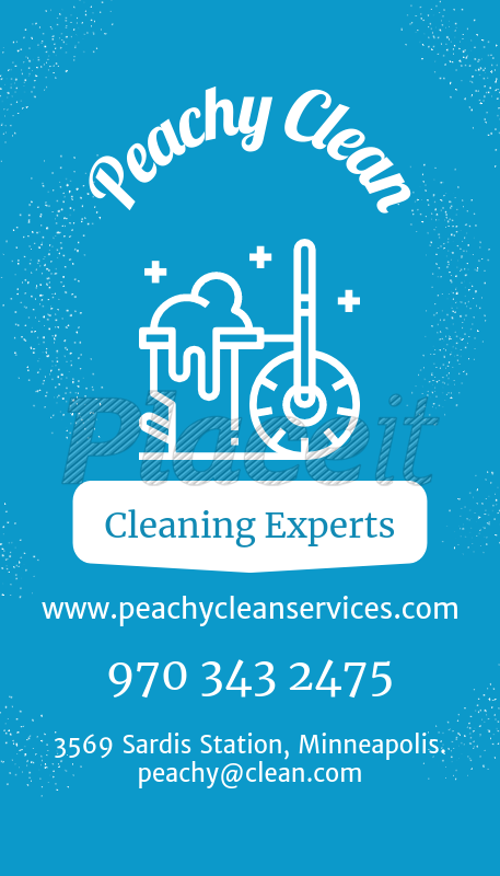 Placeit housekeeping business card maker housekeeping business card maker 164c foreground image colourmoves