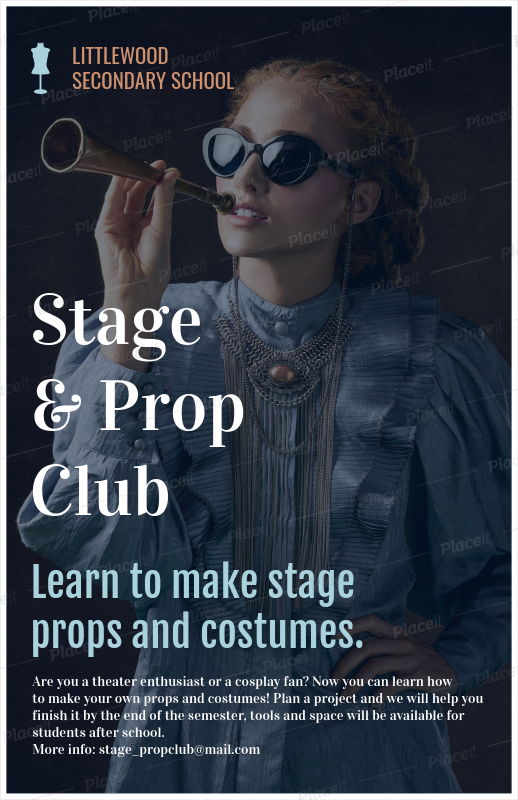 Placeit - Stage Club Flyer Maker