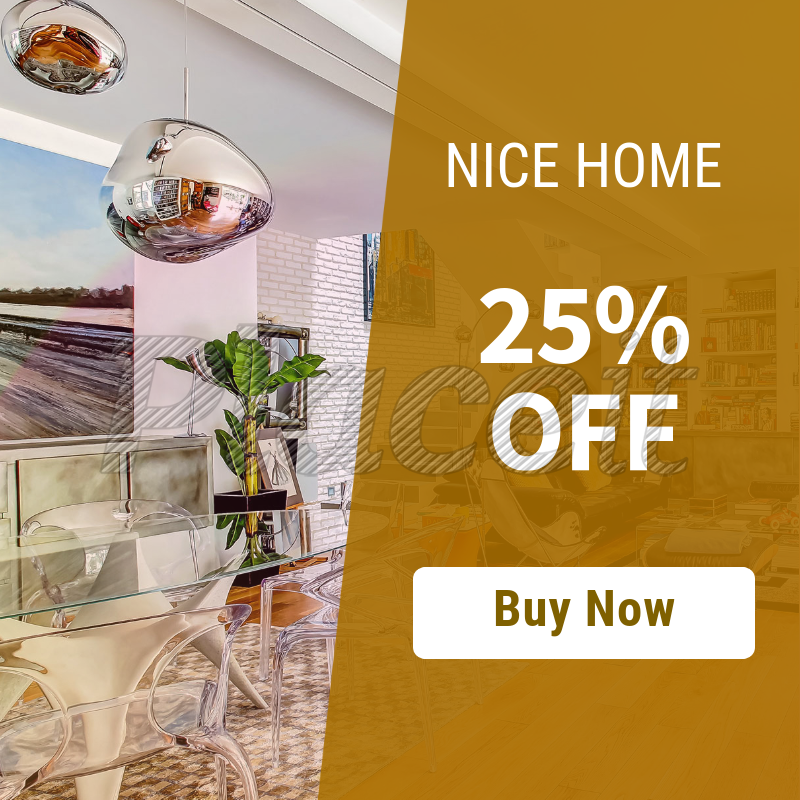 Placeit - Online Banner Template for Home Furniture Sale