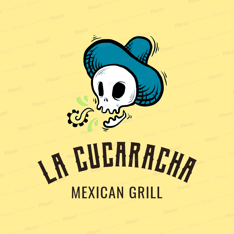 placeit mexican restaurant logo maker for mexican restaurants rh placeit net mexican restaurant logo template mexican restaurant logos designs