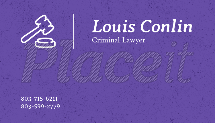 Placeit criminal lawyer business card template criminal lawyer business card template 566cforeground image fbccfo Gallery