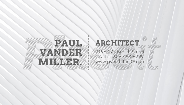 Placeit online business card maker for architect firm online business card maker for architect firm a316bforeground image colourmoves