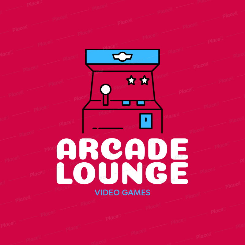placeit video game logo maker for arcades rh placeit net video game team logo maker video game logo maker free