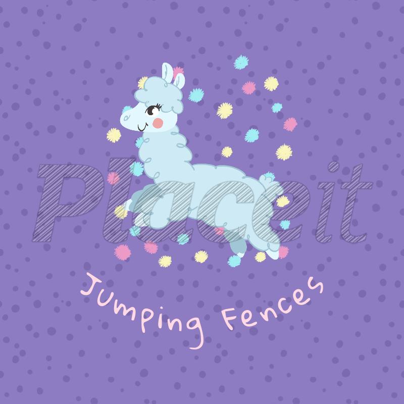 placeit pretty alpaca popsocket grip template