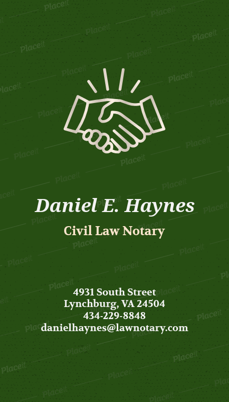Placeit attorney business card maker with vertical layout attorney business card maker with vertical layout 69dforeground image reheart Images